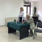 Фатима Хабалова и Булат Газданов