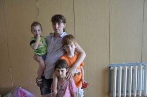 нина с детьми 2