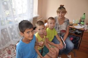 семья Давженко