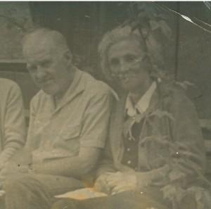 первиль и прабабушка