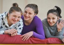 Залина Сидакова: У осетинских спортсменок особый характер