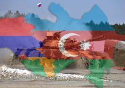 Нагорный Карабах. Крах перемирия