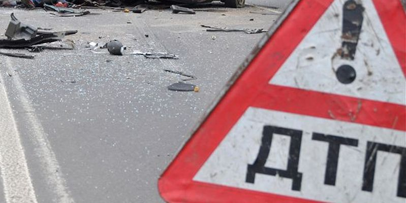 Под Нестеровом произошло ДТП с участием одного автомобиля