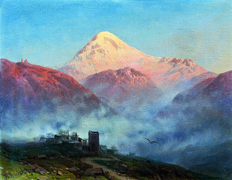 И. Занковский 1880-е годы