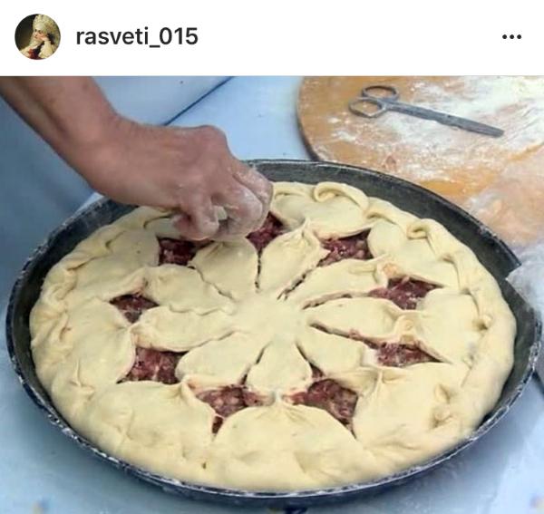 Как приготовить осетинские пироги рецепты с пошагово