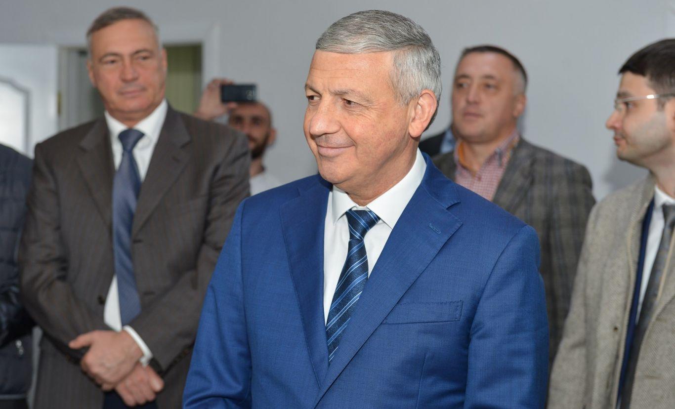 Начальник управления президента по работе с обращениями граждан
