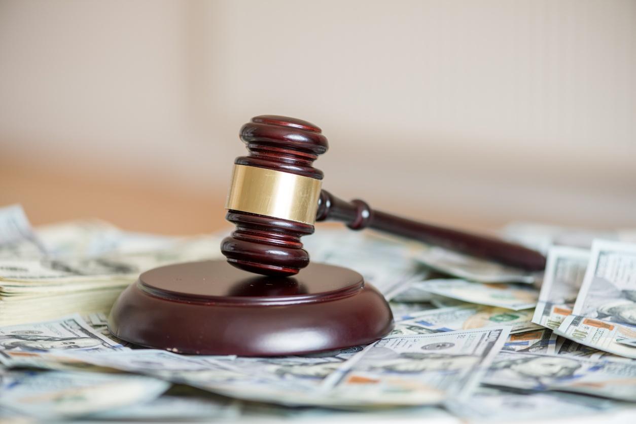 судебное возмещение ущерба